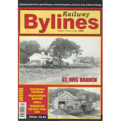 Railway Bylines 1999 July
