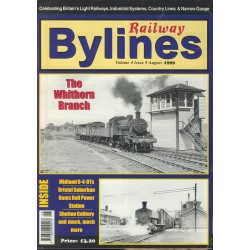 Railway Bylines 1999 August
