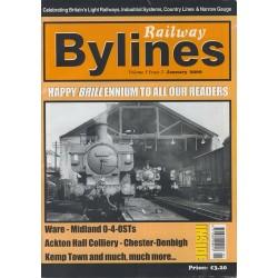 Railway Bylines 2000 January