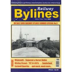 Railway Bylines 2000 June