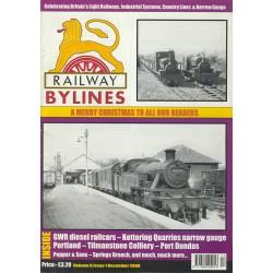 Railway Bylines 2000 December