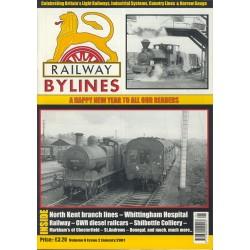 Railway Bylines 2001 January