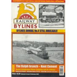 Railway Bylines 2001 February