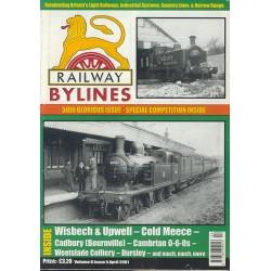 Railway Bylines 2001 April