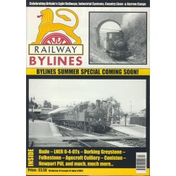 Railway Bylines 2001 July
