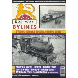 Railway Bylines 2001 August