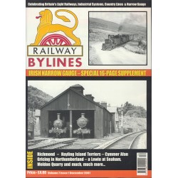 Railway Bylines 2001 December