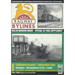 Railway Bylines 2002 April