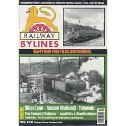 Railway Bylines 2002 January