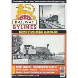 Railway Bylines 2002 February