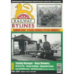 Railway Bylines 2002 July