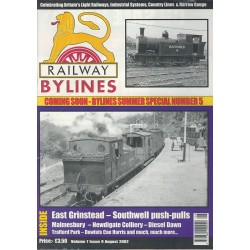 Railway Bylines 2002 August