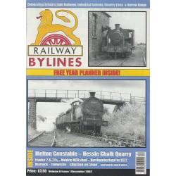 Railway Bylines 2002 December