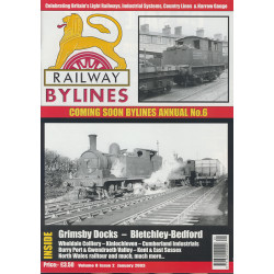 Railway Bylines January 2003