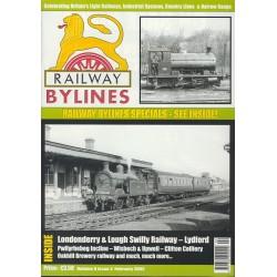 Railway Bylines 2003 February