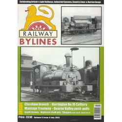 Railway Bylines 2003 July
