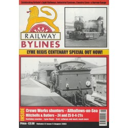 Railway Bylines 2003 August