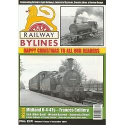 Railway Bylines 2004 December