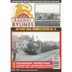 Railway Bylines 2004 August