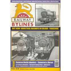 Railway Bylines 2004 July
