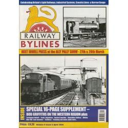 Railway Bylines 2004 April