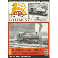 Railway Bylines 2004 February