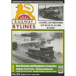 Railway Bylines 2004 January