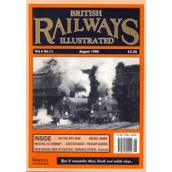 British Railways Illustrated 1995 August