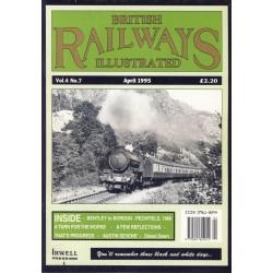 British Railways Illustrated 1995 April