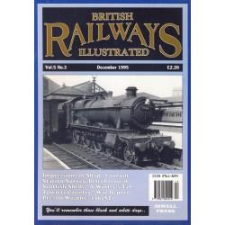 British Railways Illustrated 1995 December
