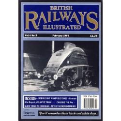 British Railways Illustrated 1995 February