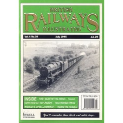 British Railways Illustrated 1995 July