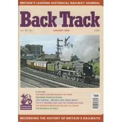 BackTrack 2020 January