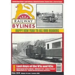 Railway Bylines 2005 January