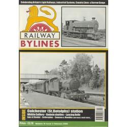 Railway Bylines 2005 February