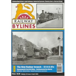 Railway Bylines 2005 April