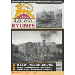 Railway Bylines 2005 July