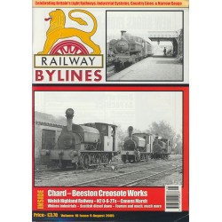Railway Bylines 2005 August