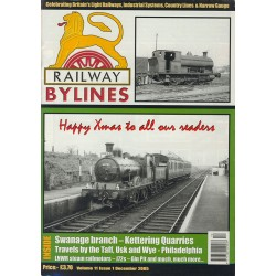 Railway Bylines 2005 December