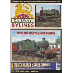 Railway Bylines 2006 January