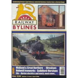 Railway Bylines 2006 April