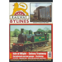 Railway Bylines 2006 July