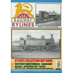 Railway Bylines 2006 August