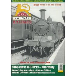 Railway Bylines 2006 December