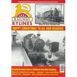 Railway Bylines 2007 December