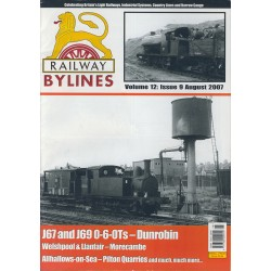 Railway Bylines 2007 August