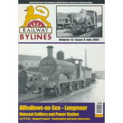 Railway Bylines 2007 July