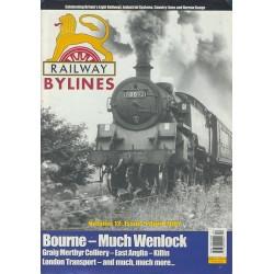Railway Bylines 2007 April