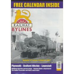 Railway Bylines 2007 January