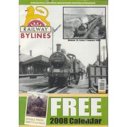 Railway Bylines 2008 January